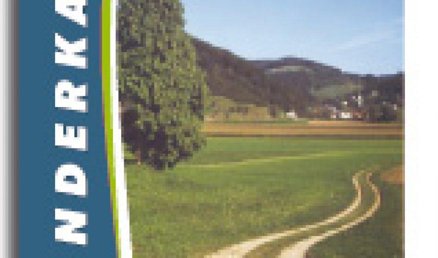 Wanderkarte Eisbach