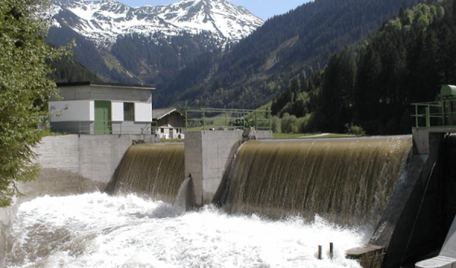 Foto Strom Wasser