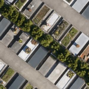Luftaufnahme-Friedhof-Friedhofskataster