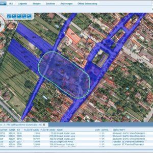Screenshot GeoMedia SmartClient