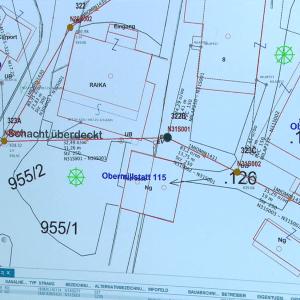 Plan-Kanalkataster-Obermillstatt