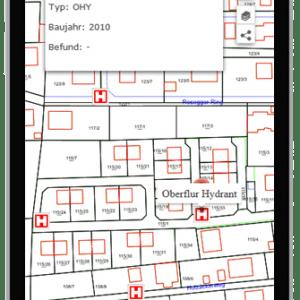 Handydisplay Public Maps