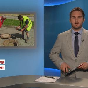 Nachrichtensprecher ORF-Kanalvermessung