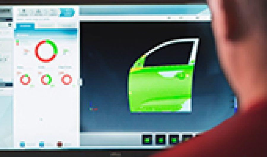 Bild Mann vor Computer