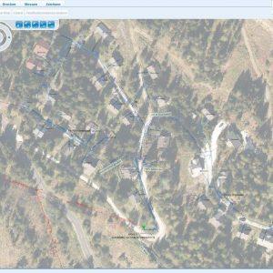 Luftaufnahme Vermessung Steiermark