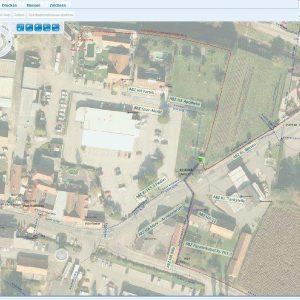 Luftaufnahme Plan Steiermark