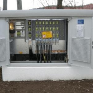 Bild-Trafo-Stromfachschale